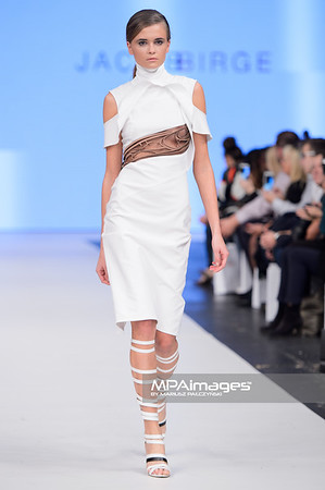 13.11.2015 - Lodz , Fashionphilosophy Fashion Week Poland 2015 , 13 edycja , Aleja Projektantow , Designers Avenue  N/Z Jacob Birge Vision  Fot. Mariusz Palczynski / MPAimages.com