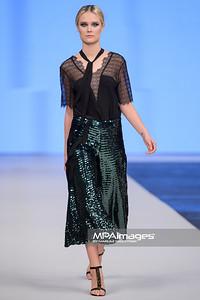 13.11.2015 - Lodz , Fashionphilosophy Fashion Week Poland 2015 , 13 edycja , Studio  N/Z Marta Kuszynska  Fot. Mariusz Palczynski / MPAimages.com
