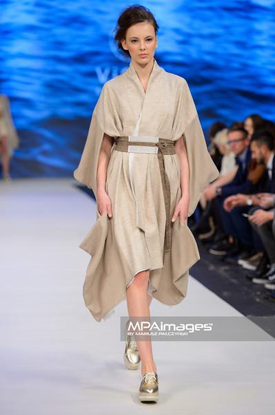 13.11.2015 - Lodz , Fashionphilosophy Fashion Week Poland 2015 , 13 edycja , Aleja Projektantow , Designers Avenue  N/Z Viola Spiechowicz  Fot. Mariusz Palczynski / MPAimages.com