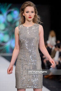 14.11.2015 - Lodz , Fashionphilosophy Fashion Week Poland 2015 , 13 edycja , Aleja Projektantow , Designers Avenue  N/Z La Roue  Fot. Mariusz Palczynski / MPAimages.com