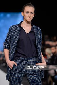 14.11.2015 - Lodz , Fashionphilosophy Fashion Week Poland 2015 , 13 edycja , Aleja Projektantow , Designers Avenue  N/Z Malgrau  Fot. Mariusz Palczynski / MPAimages.com