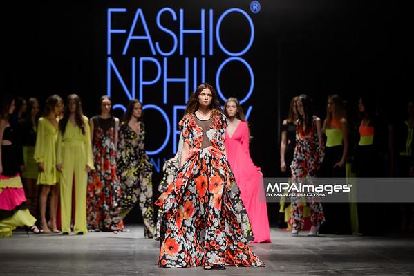 21.04.2016 - Lodz , Fashionphilosophy Fashion Week Poland 2016 , 14 edycja , Gala otwarcia  N/Z Eva Minge  Fot. Mariusz Palczynski / MPAimages.com