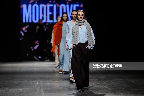 21.04.2016 - Lodz , Fashionphilosophy Fashion Week Poland 2016 , 14 edycja , Designer Avenue  N/Z Modelove  Fot. Mariusz Palczynski / MPAimages.com