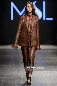 22.04.2016 - Lodz , Fashionphilosophy Fashion Week Poland 2016 , 14 edycja , Designer Avenue  N/Z MSL  Fot. Mariusz Palczynski / MPAimages.com