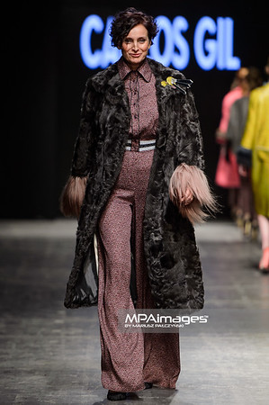 23.04.2016 - Lodz , Fashionphilosophy Fashion Week Poland 2016 , 14 edycja , Designer Avenue  N/Z Carlos Gil , Irmina Kubiak  Fot. Mariusz Palczynski / MPAimages.com