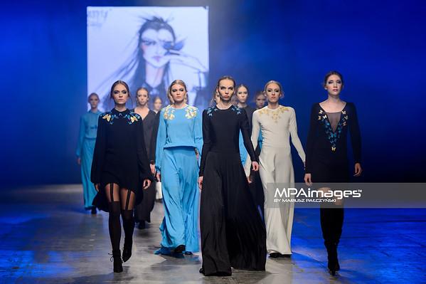 23.04.2016 - Lodz , Fashionphilosophy Fashion Week Poland 2016 , 14 edycja , Designer Avenue  N/Z Natasha Pavluchenko  Fot. Mariusz Palczynski / MPAimages.com