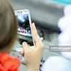 18.05.2016 - Krakow , Tauron Krakow Arena , siatkowka , XIV Memorial Huberta Jerzego Wagnera 2016 , Bulgaria (biale) - Serbia (niebieskie) , Bulgaria (white) - Serbia (blue)  N/Z Kibic  Fot. Karol Bartnik / MPAimages.com