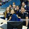 18.05.2016 - Krakow , Tauron Krakow Arena , siatkowka , XIV Memorial Huberta Jerzego Wagnera 2016 , Polska (czerwone) - Belgia (czarne) , Poland (red) - Belgium (black)  N/Z  Fot. Karol Bartnik / MPAimages.com