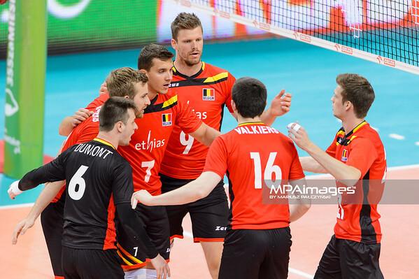 Belgium - Bulgaria | XIV Hubert Wagner Memorial 2016