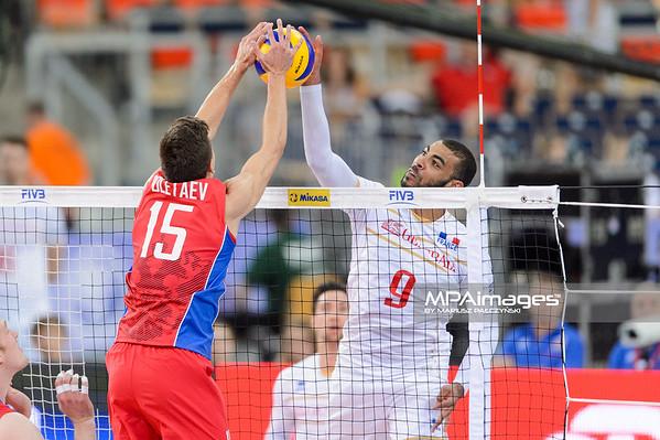 Russia - France | FIVB World League 2016