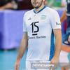 France - Argentina   FIVB World League 2016