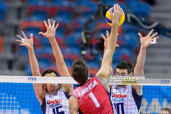 USA - Italy | FIVB World League 2016 Final Six