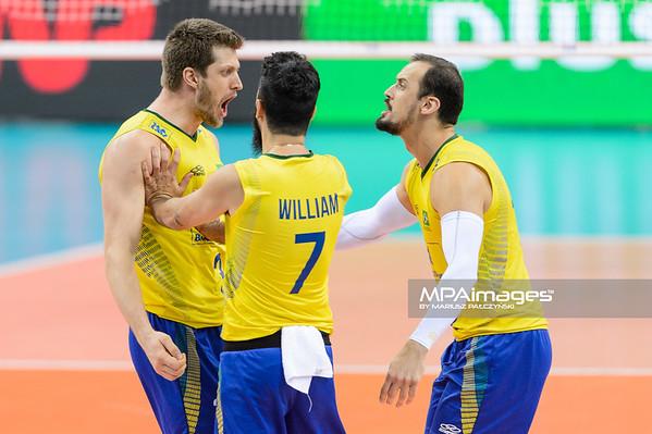 France - Brazil   FIVB World League 2016 Final Six
