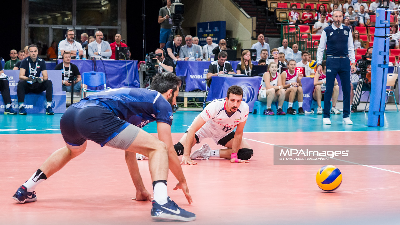 World League 2017 Iran - USA