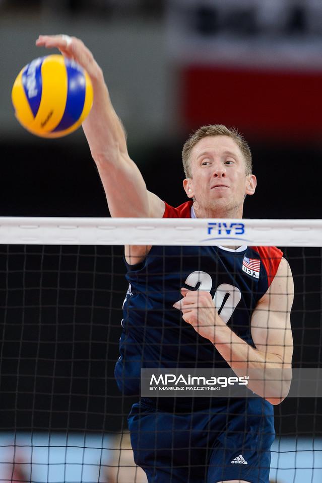 Poland - USA   FIVB World League 2017
