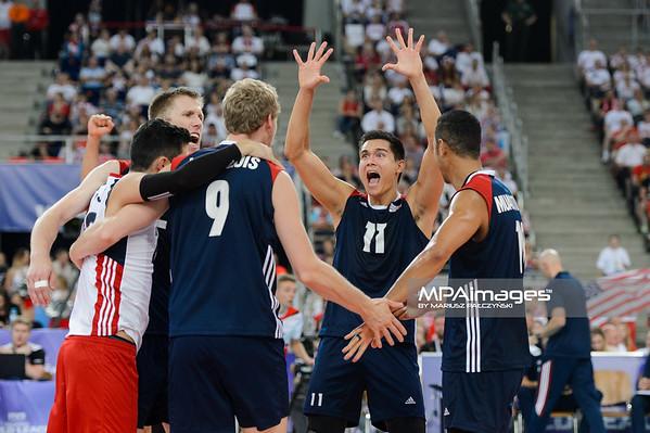 Poland - USA | FIVB World League 2017