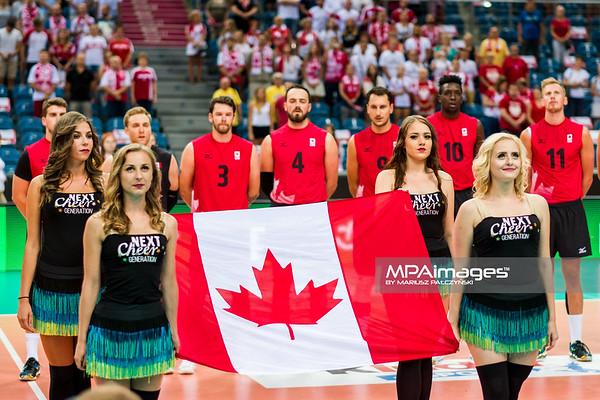Hubert Wagner Memorial 2017: Canada - Russia
