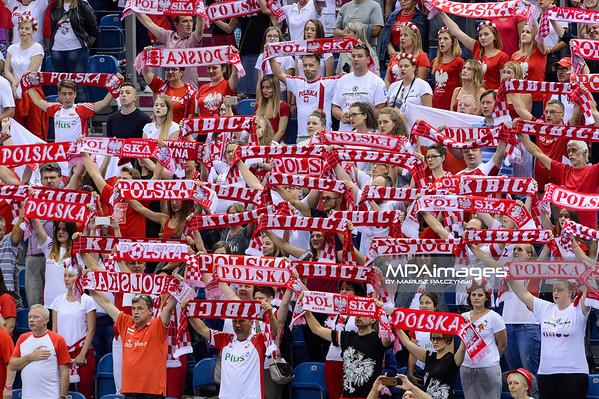 Hubert Wagner Memorial 2017: Poland - Russia