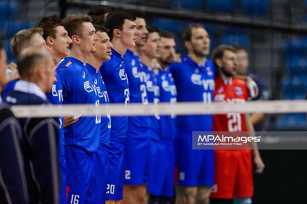 Lotto Eurovolley Poland 2017: Russia - Slovenia