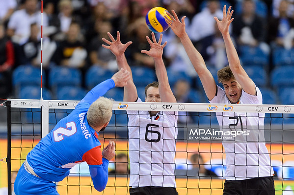 Lotto Eurovolley Poland 2017: Serbia - Germany