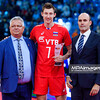 Lotto Eurovolley Poland 2017: Decoration ceremony