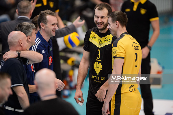 PlusLiga: PGE Skra Belchatow - GKS Katowice