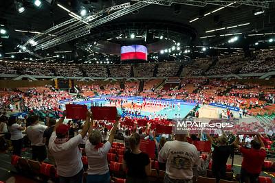 2018.05.25 Poland - Korea   FIVB Volleyball Nations League 2018