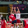 FIVB Volleyball Men's Nations League 2018: Poland - Korea