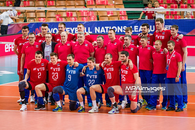 2018.05.25 Russia - Canada | FIVB Volleyball Nations League 2018