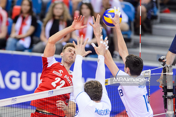 Poland - Russia   FIVB Volleyball Nations League 2018