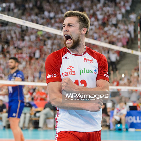 2018.06.01 Poland - France   FIVB Volleyball Nations League 2018