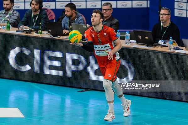 2019 CEV Volleyball Champions League: PGE Skra Belchatow - VC Greenyard Maaseik