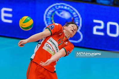 2019.01.30 PGE Skra Belchatow - VC Greenyard Maaseik | 2019 CEV Volleyball Champions League