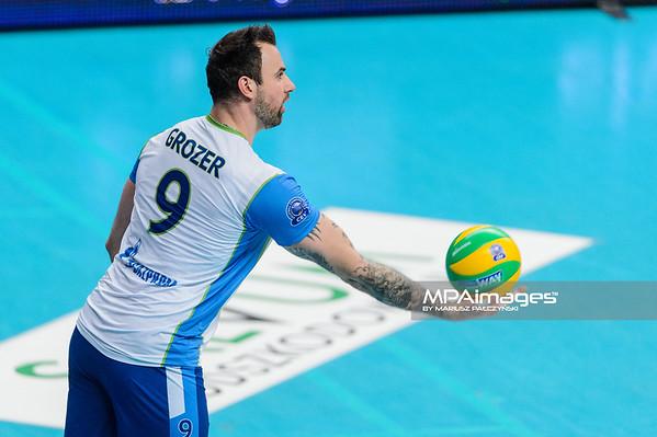 2019 CEV Volleyball Champions League: PGE Skra Belchatow - ZENIT Saint Petersburg