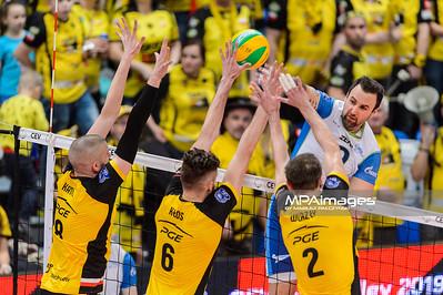 2019.03.14 PGE Skra Belchatow - ZENIT Saint Petersburg   2019 CEV Volleyball Champions League