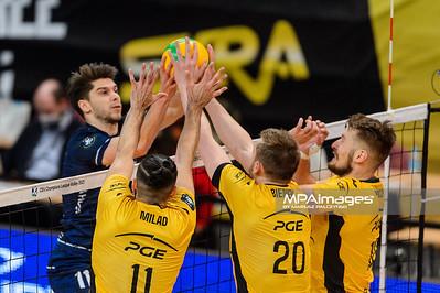 2021.01.26 PGE Skra Belchatow - Grupa Azoty ZAKSA Kedzierzyn-Kozle | CEV Champions League Volley 2021