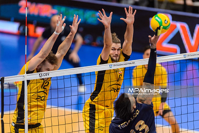 2021.01.28 Fenerbahce HDI Istanbul - PGE Skra Belchatow | CEV Champions League Volley 2021