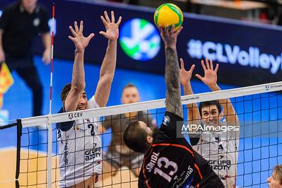 2021.01.28 Grupa Azoty ZAKSA Kedzierzyn-Kozle - Lindemans Aalst | CEV Champions League Volley 2021