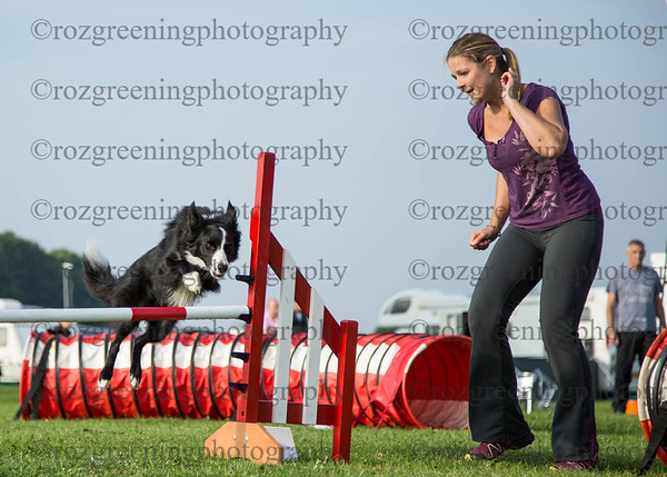 Agility4England Sunday Ring 1 - England Try Out Ring