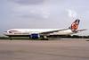 British Airways, G-VIIS, Boeing 777-236(ER), msn 29323, Photo by John A Miller, TPA, Image PP006LGJM