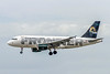 Frontier Airlines, N935FR, Airbus A319-111, msn 2318, Photo by John A Miller, TPA, Image AB062LAJM