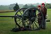 Cannon Firing at Antietam National Battlefield