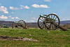 Cannons at Antietam National Battlefield