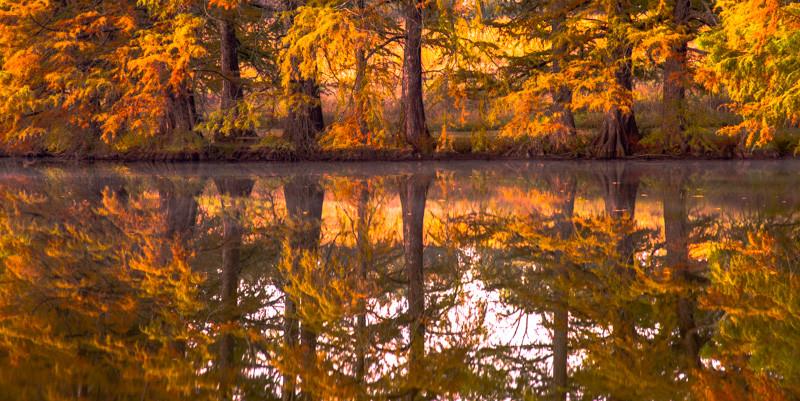 Autumn Lake 1
