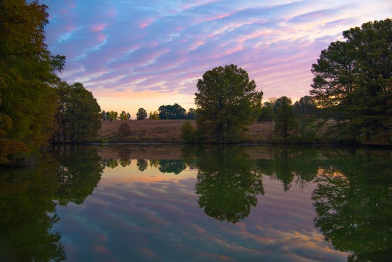 Autumn Lake 32