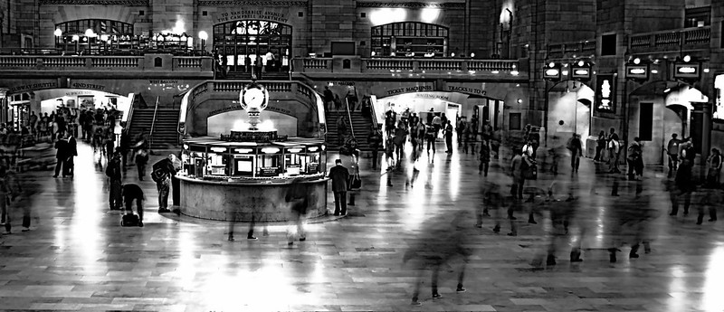 GRAND CENTRAL BW