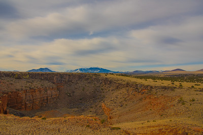 SUNSET CRATER 20