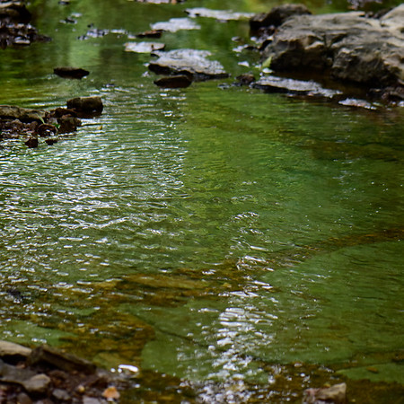 Creek Reflections 17