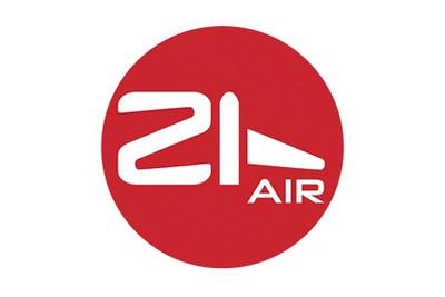 21 Air Logo