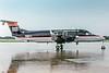 USAirways Express, N98YV, Beech 1900D, msn UE-98, Photo by John A Miller, TPA, Image LL008RGJM
